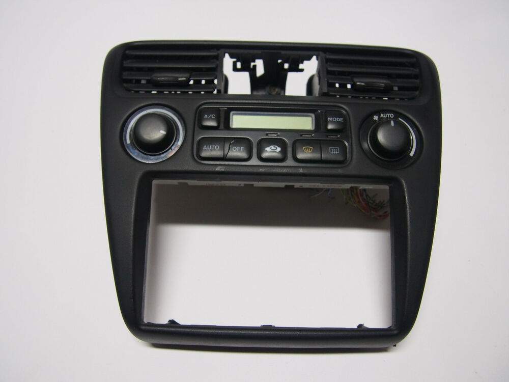 1998 1999 2000 Honda Accord Radio Climate Control Dash Bezel Ebayrhebay: 2000 Honda Accord Radio At Gmaili.net