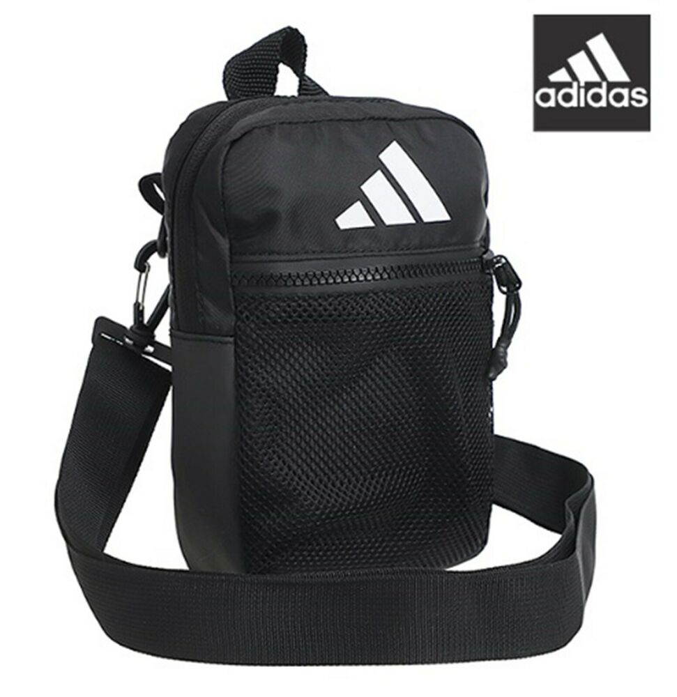 e922b5cab Adidas Park-hood Organizer Black Bags Messenger Sports Bag Cross GYM Sack  DU2006 4059812111394 | eBay