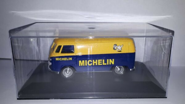 VOLKSWAGEN COMBI MICHELIN SOLIDO SCALA 1:43
