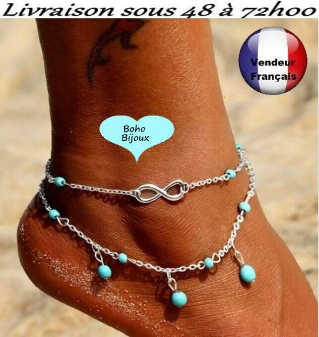 USA vendeur Turquoise band ring sterling silver 925 Best Price Jewelry Sélectionnable