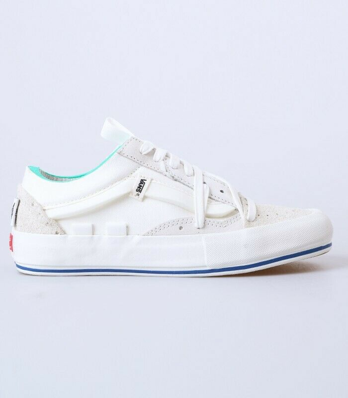 5a25b4c4a1643 Details about Vans Old Skool Cap LX Regrind White Marshmallow Deconstructed  (Sizes 4-13)