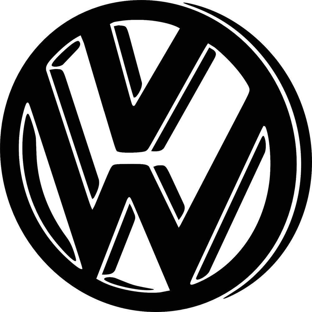 Details about volkswagen vw extra large 19 logo decal stickers x2 transporter t5 t4 campervan