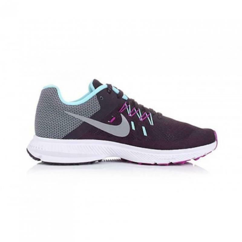 best sneakers ed3c4 3cce7 Details about Womens NIKE ZOOM WINFLO 2 FLASH Trainers 807280 500