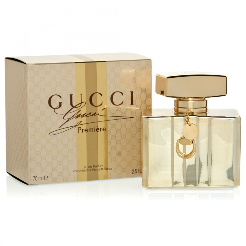 1532ab89a Details about Gucci Premiere by Gucci 2.5 oz EDP Perfume for Women 100%  Authentic New Sealed