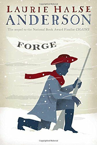 NEW - Forge by Laurie Halse Anderson
