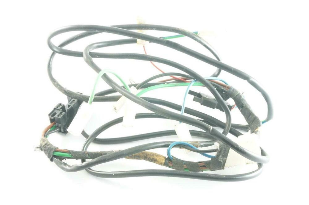 details about oem bmw e28 electric power sunroof wiring harness loom 82-88  528e 533i 535i m5
