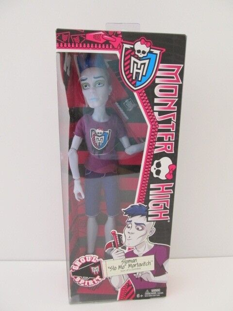 Monster High Replacement Slo Mo Ghoul Spirit Doll Outfit