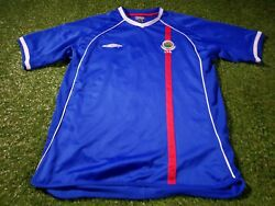 2aedf79920 Linfield northern ireland football soccer large mans vintage Umbro home  jersey