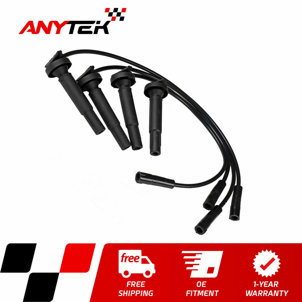 Spark Plug Wires For Subaru Baja Forester Outback Legacy