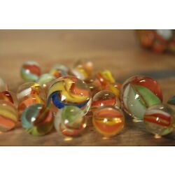 OFFICIAL Mega Marbles (Vacor) Premium Cats Eye Marbles (Canicas Surtidas)!