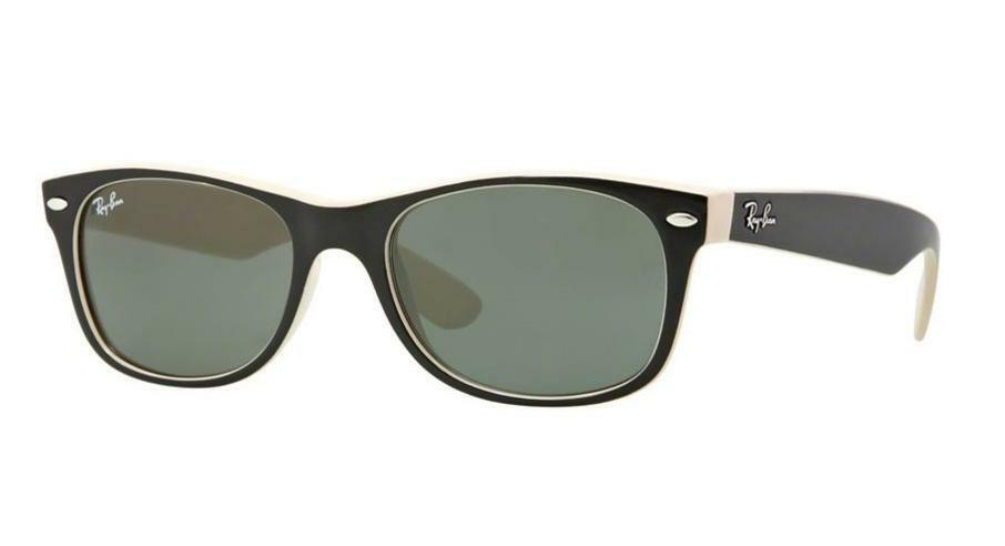 0503bc1acd Details about RAY-BAN NEW WAYFARER 55MM