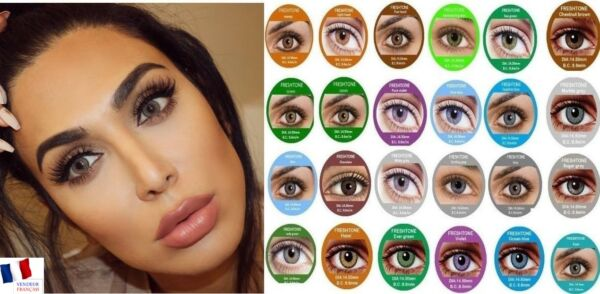 ²LENS-Color-Contact-Lenses-Lentilles-de-couleur-1-year-FreshTone