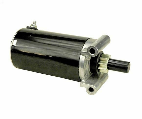 Motor Starter For 17hp Craftsman Lt2000 Lawn Tractor W