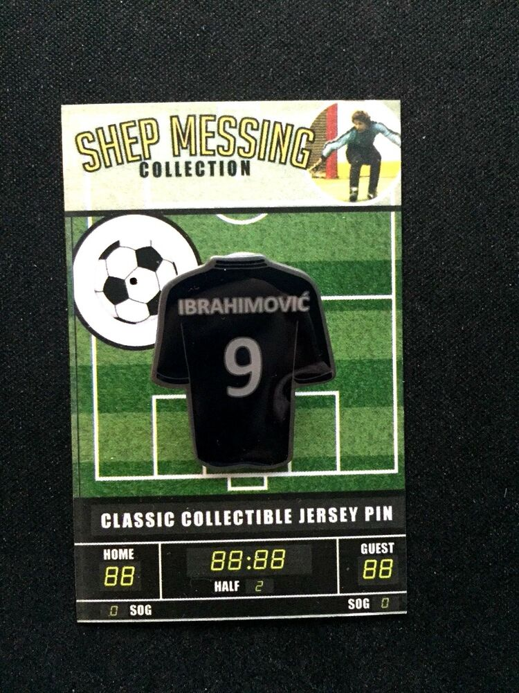 890832470 Details about Los Angeles Galaxy Zlatan Ibrahimovic jersey lapel pin-Classic  Collectible