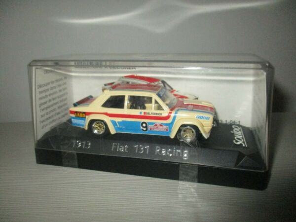 FIAT 131 RACING SOLIDO REF.1913 SCALA 1:43 OBSOLETO