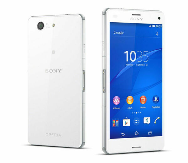 Sony Xperia Z3 Compact D5833 - 16 Go - Blanc 4G GSM Débloqué Android Smartphone
