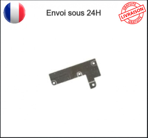 Plaque Cache en Fer Fixation Protection Connecteur Batterie Iphone 7