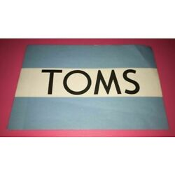 Toms Shoes Stickers Decals
