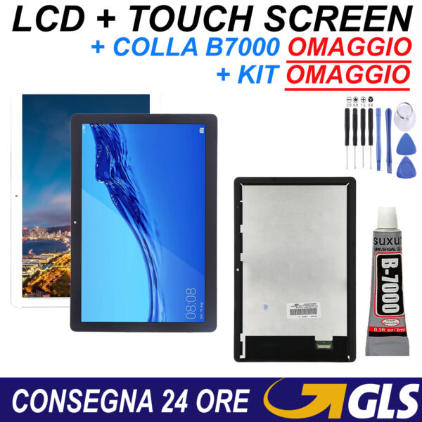 Monitor Display LCD Touch Screen HUAWEI MediaPad T5 10