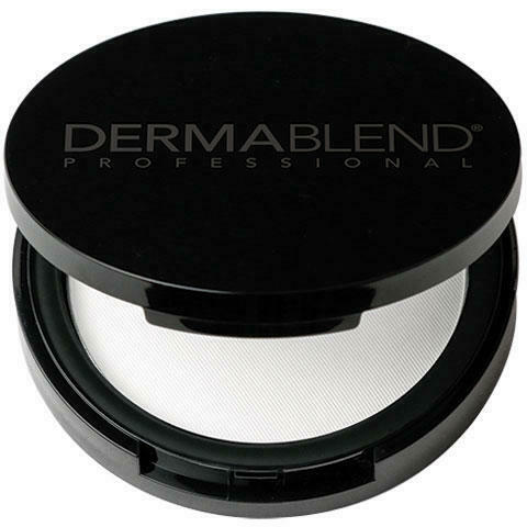Dermablend Compact Setting Powder .35oz - Authentic - Mattifying Face Powder