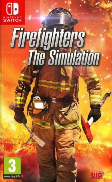 Firefighters The Simulation Switch Neuf sous Blister