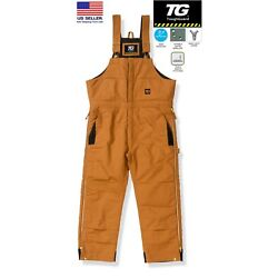 Kyпить TGB775 Men's Premium Insulated Duck Bib Overall NEW w/ Tag на еВаy.соm