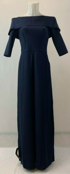 New EX  Coast Navy Jumpsuit Size 6  8 10 12 14 16 18