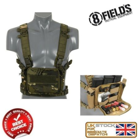 img-MILITARY ARMY SPECIAL OPS TACTICAL CHEST RIG VEST MT AIRSOFT M51611057-MT