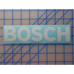 Bosch Decal Sticker 15'' 18'' 23'' Drill Saw Impact Battery Charger 12v 18v Hammer