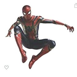 FATHEAD Avengers Infinity War Iron Spider Only RealBigDecal Sticker 96-96244 NEW