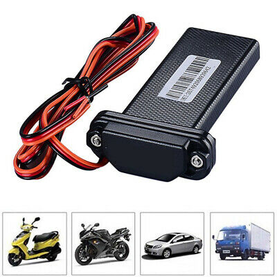 Car Vehicle Motorcycle GSM GPS Tracker Locator Global Real Time Tracking Device.