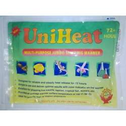 Kyпить 50 - FRESH UNIHEAT 72 HR SHIPPING WARMER HEAT PACKS -FISH PLANTS REPTILE CHICK- на еВаy.соm