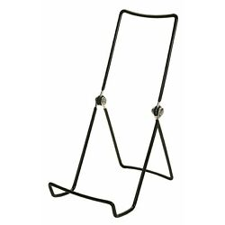 Gibson Holders 3 6ACB Adjustable Wire Display Easels- 3.75'' W x 8'' H with 2.2...
