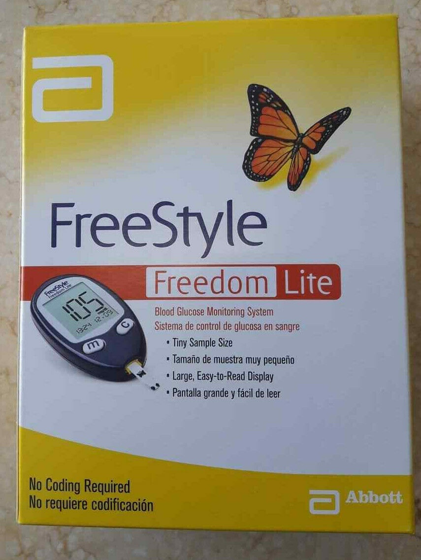 Abbott Freedom Lite ean 5021791709168 - freestyle freedom lite blood glucose