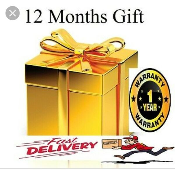 12 Months Satellite Gift Free Test mg.. and cc.. {Charity Donations}