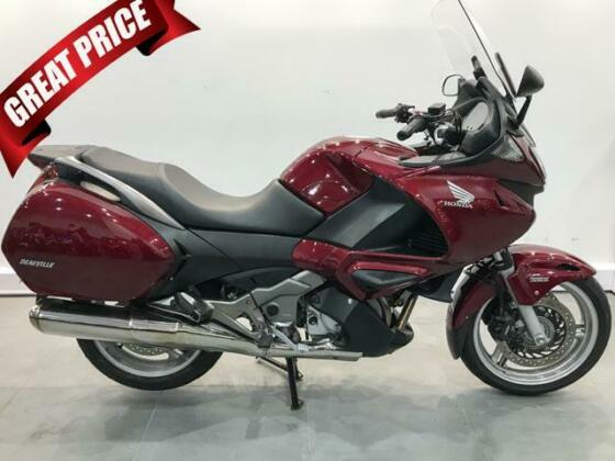 Honda NT700V A Deauville 2007 with only 10,434 miles