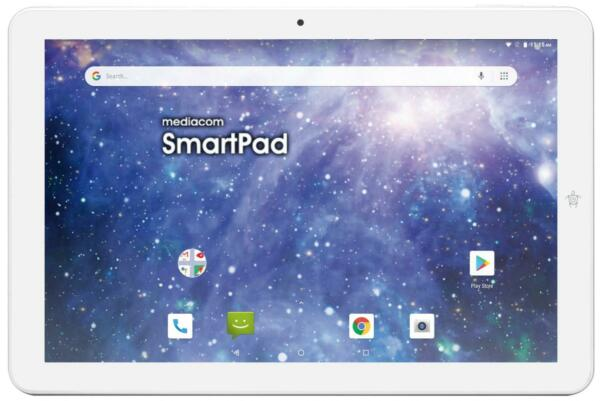 Mediacom SmartPad Iyo 10 Tablet 10 pollici Android 4G 16Gb 2Mpx Bianco M-SP1DY4G