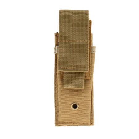 img-Military Tactical MOLLE Vest Belt Loop Bag Single Mag Magazine Pouch Holster New