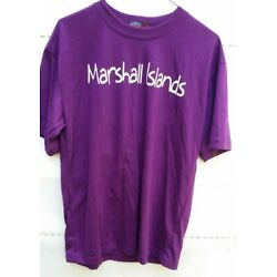 NWT Active Life Marshall Islands Jabro Tee T-Shirt Marshallese Jersey Size L