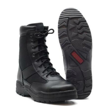 img-Security Boots Swat Boots Combat Boots Motorcycle Boots Black Size 39 - 47