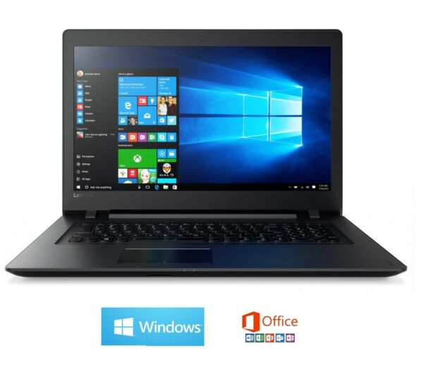 ORDENADOR PORTATIL TELETRABAJO LENOVO 8GB 256ssd WINDOWS 10 + OFFICE + antivirus
