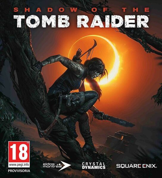SHADOW OF THE TOMB RAIDER per PC - COMPLETO ORIGINALE ITA - STEAM - LARA CROFT