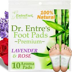 Kyпить Dr. Entre's Detox Foot Pads(10 Pack) Body Patch For Cleansing Toxins Health Care на еВаy.соm