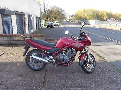 YAMAHA XJ600S DIVERSION, R REG, 1998, *** CHEAP BIKE **