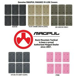 Kyпить Magpul M-LOK MAG603 Rail Cover TYPE 2 - Black Flat Dark Earth ODG Grey (GRY) на еВаy.соm