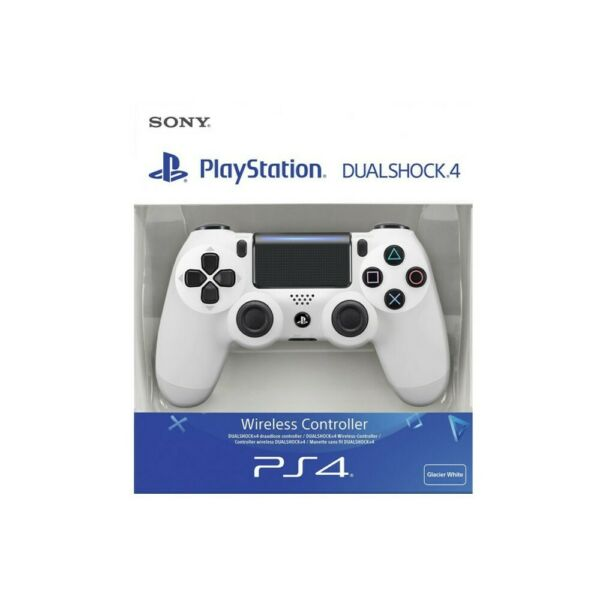 SONY CONTROLLER DUALSHOCK V2 PS4 PLAYSTATION 4 NUOVO WHITE BIANCO WIRELESS