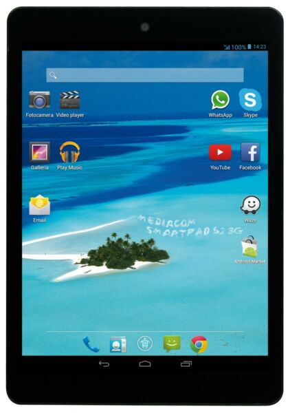tablet mediacom smartpad s2 8GB 7,85