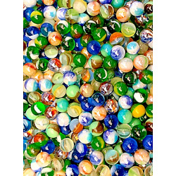 Kyпить Bag of 100 Premium 12mm Peewee Marbles  на еВаy.соm