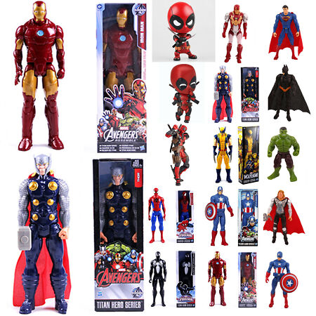 img-Marvel Legends Action Figures Deadpool America Captain Avengers Models Toys New