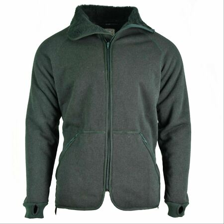 img-GENUINE DUTCH ARMY FIELD JACKET PARKA THERMAL LINER MILITARY FLEECE COLD WEATHER